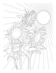 Gel pens make coloring and writing more fun! Free Printable Adult Coloring Pages Delfyn Studios