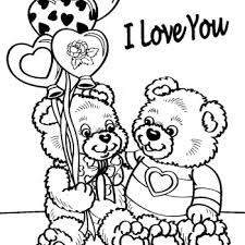 Small Picture happy valentines coloring pages on happy valentines day coloring