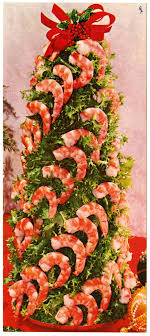 Florida Memory - Recipe card for Shrimp Christmas Tree and ...
