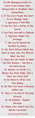 Wisdom Quotes 15 Life Changing Lessons To Learn From Wayne Dyer