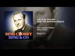Bing crosby dissertation on the state of bliss      Bing crosby dissertation on the state of bliss