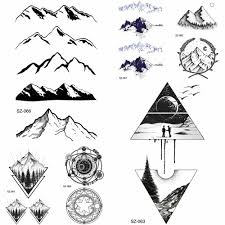 Detail Feedback Questions About Creative Temporary Tattoo Black