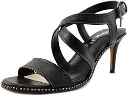 Amazon.com: COACH Wendi Black Semi Matte Calf 9.5 M: Shoes