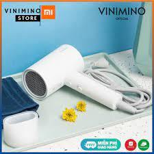 Máy sấy tóc cao cấp bổ sung ion âm Xiaomi SHOWSEE A1-W / A2-W công suất  1800W | Vinimino Store - Máy sấy tóc