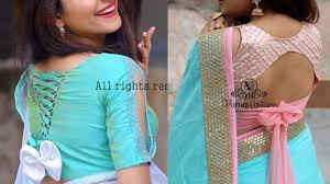 Bridal Blouse Designs Photos New Latest Blouse Design 2019 Beautiful Blouse Back Neck Designs Latest Bridal Blouse Designs