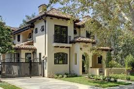 Paint Colors And Landscape. Willow Glen Spanish Style House Mediterranean  Exterior
