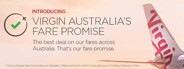 Guide To Virgin Australias Fare Promise Point Hacks