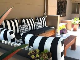 white outdoor cushions black and white patio cushions reasons why black and white outdoor cushions suit your outdoors white garden furniture cushions