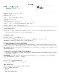 Marketing Consultant Job Description Resume Best Of Software Consultant Job Description Resume Name Marital Status