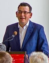 This was the third legislative council. Daniel Andrews Wikipedia