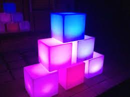 stacking cubes furniture. led cubes stacking furniture
