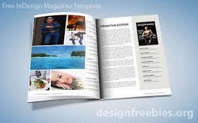 Indesign Magazine Templates Free Exclusive Indesign Magazine Template V 2 Designfreebies
