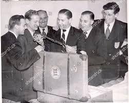 1950 England International Team Members Stan Mortensen Editorial Stock  Photo - Stock Image   Shutterstock