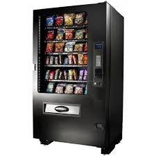 Seaga Vending Machine Interesting Seaga Infinity INF48S Snack Vending Machine