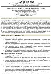 10 Government Resume Examples That Lead You To Get Your Dream Job