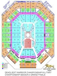 Mgm Garden Arena Seating Chart Ufc Mgm Grand Garden Arena Call Of Mario Wiki Fandom Powered