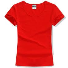 Женская <b>футболка</b> с коротким рукавом, хлопковая Однотонная ...