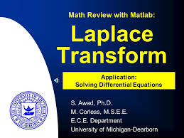 math review with matlab solving diffeial equations