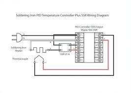 temperature control wiring diagram my wiring diagram pid temperature controller wiring moreover diy digital temperature