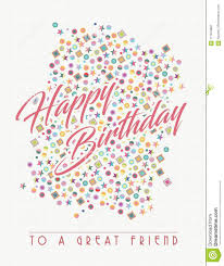 96 Happy Birthday Cards To A Friend Image Is Loading Best Friend