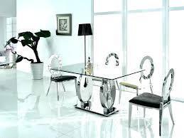 dining table sets modern modern table set glass top kitchen table sets modern glass dining table