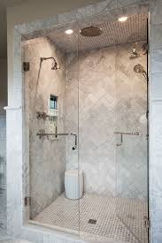 Two Headed Shower Designs Dual Shower Heads With Rain Shower In The Middle In 2020