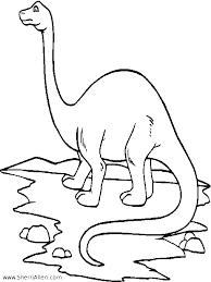 Kinderpleinen Dinosaurus Dino Kleurplaten
