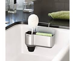 Sink Caddy Stainless Steel House To Home Kitchen Sink