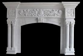 marble fireplace mantels limestone surrounds