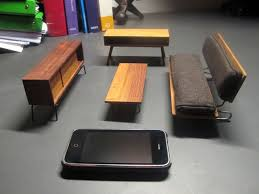 I made some furniture Small furniture 1 12 scale which es