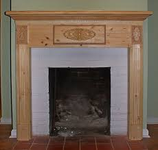 Fireplace Trim Highwindsus