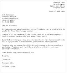 An Example Of A Cover Letter For A Resume And Cover Letter And Cover ...