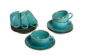 Porland <b>Набор чайных пар</b> 250 мл Сизонс (<b>12</b> предметов ...