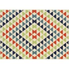 momeni baja triangles indoor outdoor rug kohls 113 dorm rugs kohls outdoor rugs