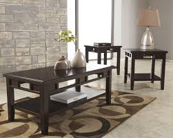 beautiful coffee table end table set with ashley coffee table sets coffee table and end tables