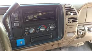 1998 Chevrolet Tahoe LS | 2 Door | 4x4 | (1 of 3) - YouTube