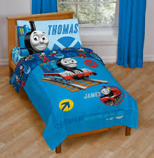 thomas the train comforter friends 4 piece toddler bed set bedding twin size thomas the train