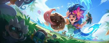 League Of Legends Zoe (#3191625) - HD ...