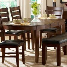 oval kitchen table set. Amazon.com - Homelegance Ameillia Butterfly Leaf Oval Dining Room Table Tables Kitchen Set L
