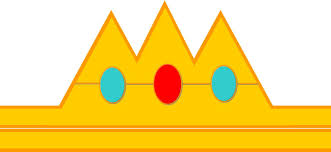 Princess Peach Crown Template | Party Ideas | Pinterest | Crown