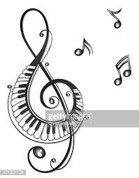 Klíč Hudba Premium Clipart Clipartlogocom