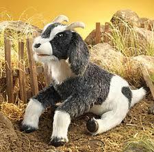 goodman puppet for sale. goat full body puppet # 2520 ~19 goodman puppet for sale