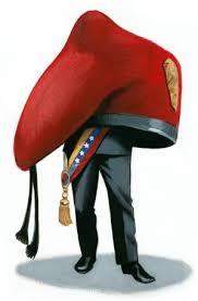 Resultado de imagen para Maduro y sus laberintos rojos