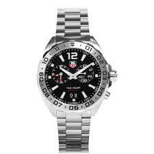 tag heuer watches the watch gallery® tag heuer formula 1 quartz stainless steel mens watch waz111a ba0875