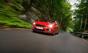 2014 Kia Pro_Cee'd GT First Drive – Review – Car and Driver