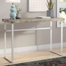 home design inspiring mercury row ponticus console table reviews wayfair with regard within inspiring mercury