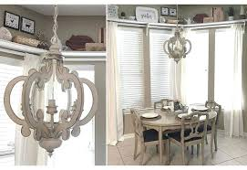 full size of mini white wood chandelier bead distressed and metal orb cream home improvement delectable large