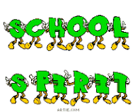 Image result for school spirit