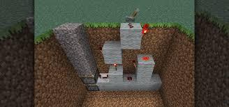 minecraft door. How To: Make The Simplest Invisible Door Ever In Minecraft