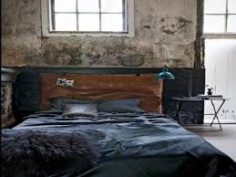 Bedroom: Industrial Bedroom Fresh 21 Industrial Bedroom Designs Decoholic - Industrial  Themed Bedroom